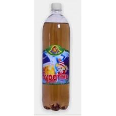 """Вода солодка газована """"Буратіно"""", ємність 1,5л."""