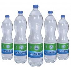 """Вода мінеральна газована """"Остреченська"""", ємність 1,5л."""